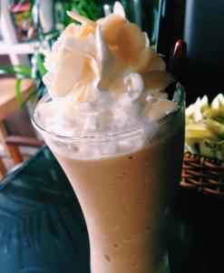 Cafe đá xay nguyên chất