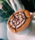 Cappuccino nóng